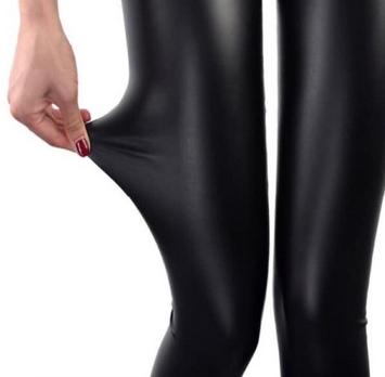 شلوار ساق شلواری براق