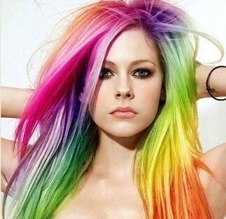خرید گچ مو-رنگ مو موقت