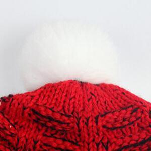کلاه پوم دار بچه گانه