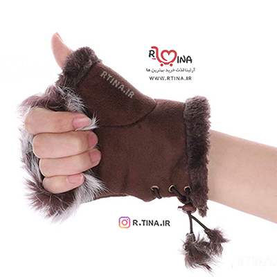 دستکش نیمه زمستانی زنانه