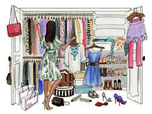 انتخاب لباس برای مهمانی