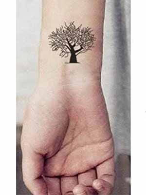 خرید تاتوموقت طرح درخت اسپرت