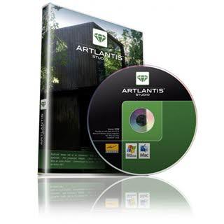 دانلود نرمافزار Artlantis Studio طراحی سه بعدی نمای داخلی و خارجی ساختمان