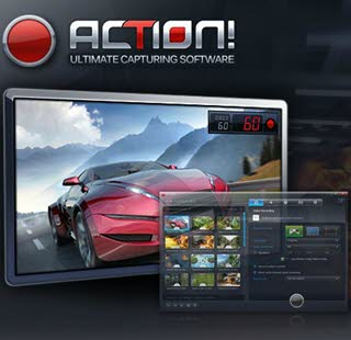 دانلود آخرین نسخه نرمافزار Mirillis Action فیلمبرداری از صفحه نمایش