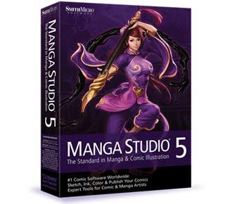 دانلود آخرین نسخه Manga Studio نرمافزار قدرتمند تولید کمیکاستریپ و مانگا