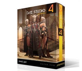 دانلود آخرین نسخه DAZ Studio نرمافزار طراحی سهبعدی