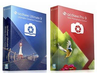دانلود آخرین نسخه ACDSee + ACDSee Pro + ACDSee Ultimate نرم افزار مشاهده و مدیریت تصاویر