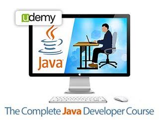 دانلود فیلم آموزش The Complete Java Developer Course