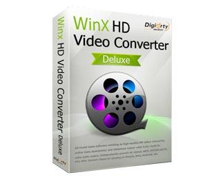 دانلود نرم افزار WinX HD Video Converter مبدل فایلهای ویدیویی