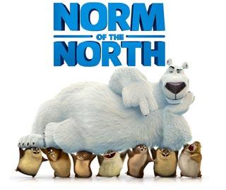 دانلود انیمیشن Norm of the North 2016