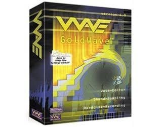 دانلود نرم افزار GoldWave ویرایشگر موسیقی
