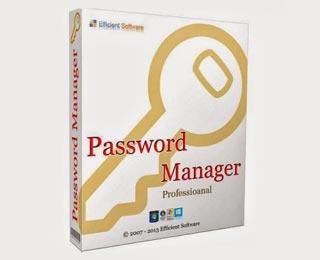 دانلود نرم افزار Efficient Password Manager مدیریت پسورد