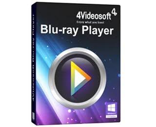 دانلود نرم افزار 4Videosoft Blu-ray Player پخش فیلم بلوری