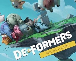 تریلری از بازی Deformers عنوان جدید استودیو Ready At Dawn را تماشا نمایید