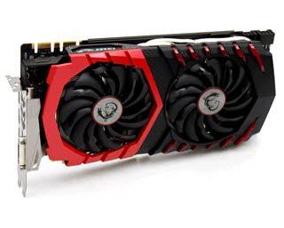 بررسی کارت گرافیک MSI GeForce GTX 1070 GAMING X 8G