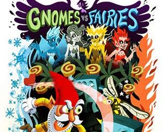 دانلود بازی Gnomes Vs. Fairies