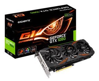 بررسی کارت گرافیک Gigabyte GeForce GTX 1080 G1 GAMING