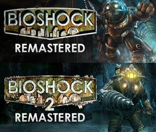 دانلود بازی های BioShock Remastered و BioShock 2 Remastered