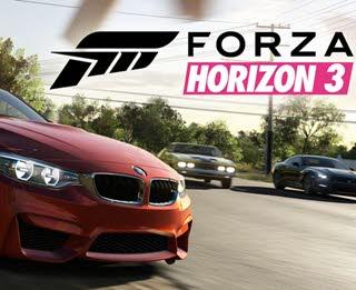 بنچمارک گرافیکی بازی Forza Horizon 3