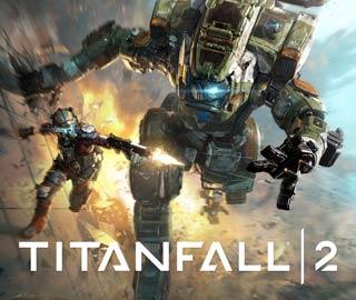 کاور و لیبل دیسک بازی Titanfall 2