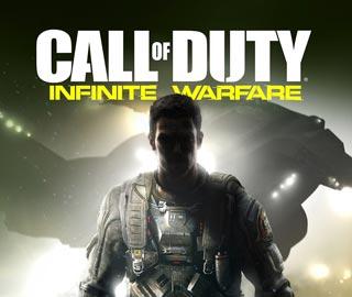 کاور و لیبل دیسک بازی Call of Duty Infinite Warfare