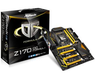 بررسی مادربرد ASRock Z170 OC Formula