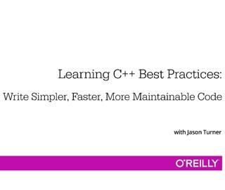 دانلود فیلم آموزش Learning CPP Best Practices