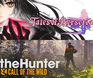 دانلود بازی های theHunter: Call of the Wild و Tales of Berseria برای کامپیوتر