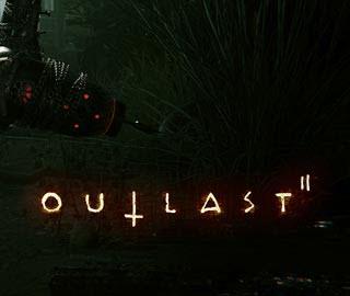کاور و لیبل دیسک بازی Outlast 2