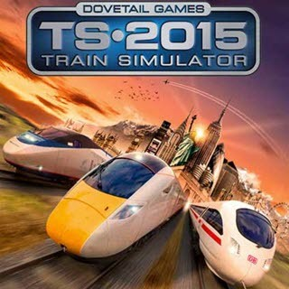 بازی شبیه ساز قطار Train Simulator 2015