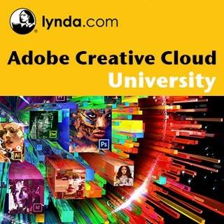 مجموعه آموزشی دانشگاه مجازی Adobe CC