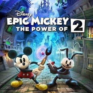 بازی Epic Mickey 2 The Power Of Two