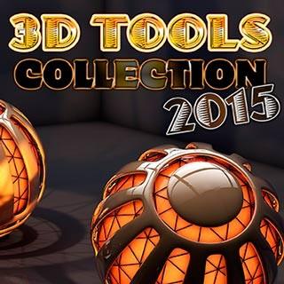 مجموعه نرم افزارهای سه بعدی 3D Tools Collection
