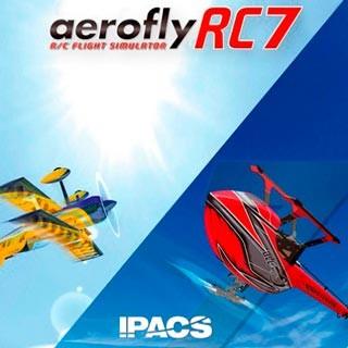 بازی شبیه ساز aerofly RC 7 Ultimate Edition