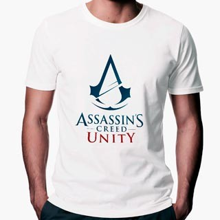 تی‌شرت Assassin's Creed Unity