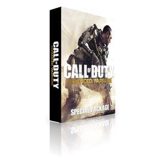 پکیج ویژه بازی Call of Duty: Advanced Warfare
