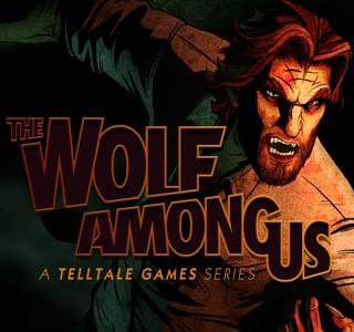 کاور بازی The Wolf Among Us