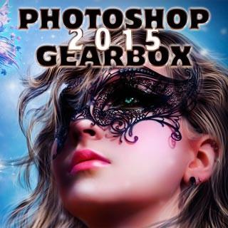 مجموعه بزرگ Photoshop Gearbox 2015