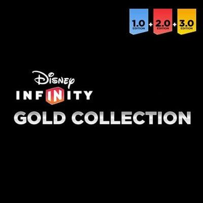 بازی Disney Infinity Gold Collection