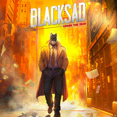 بازی Blacksad Under the Skin