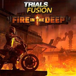 بازی Trials Fusion - Fire in the Deep