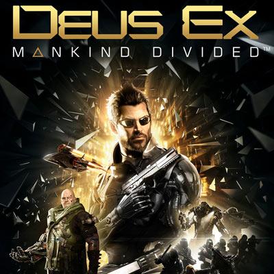 بازی Deus Ex Mankind Divided