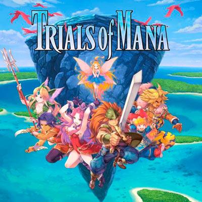 بازی Trials of Mana