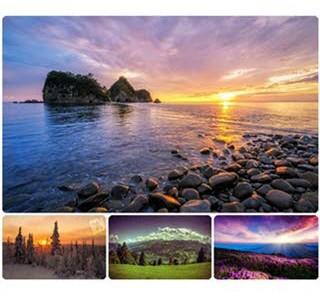 دانلود مجموعه والپیپرهای طبیعت زیبا - Beautiful Wallpapers Of Nature
