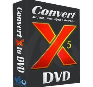دانلود آخرین نسخه VSO ConvertXtoDVD - نرمافزار تبدیل فایل های تصویری به فرمت دیویدی