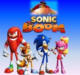 دانلود نیمیشن Sonic Boom 2014