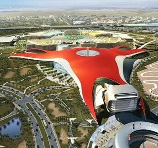 دانلود مستند ابر سازه ها: رولرکوستر فراری Megastructures Ferrari Rollercoaster 2013