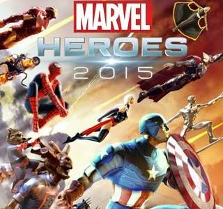 دانلود بازی کامپیوتر Marvel Heroes 2015