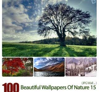 دانلود مجموعه والپیپرهای طبیعت زیبا - Beautiful Wallpapers Of Nature 15