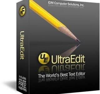 دانلود نرم افزار IDM UltraEdit v22.0.0.66 - ویرایشگر انواع فایل های متنی و برنامه نویسی